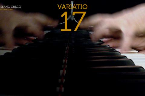 Bach. Goldberg Variations. Variatio 17