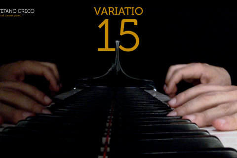 Bach. Goldberg Variations. Variatio 15