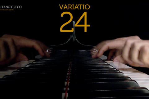 Bach. Goldberg Variations. Variatio 24