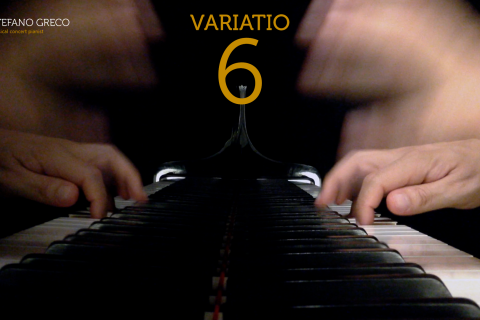 Bach. Goldberg Variations. Variatio  6