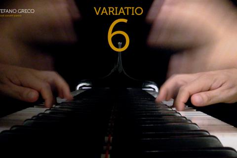 Bach. Goldberg Variations. Variatio  6