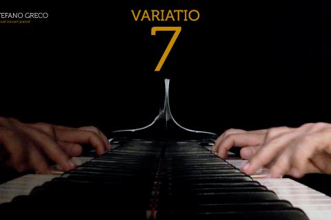 Bach. Goldberg Variations. Variatio  7