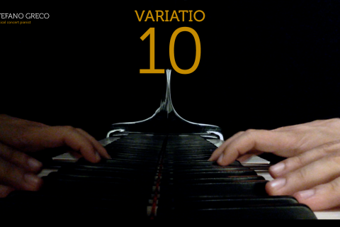 Bach. Goldberg Variations. Variatio 10