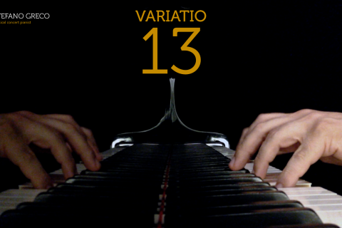 Bach. Goldberg Variations. Variatio 13