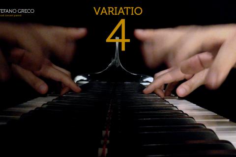 Bach. Goldberg Variations. Variatio  4